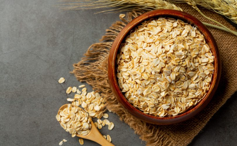 Oatmeal healthy snacks for dog