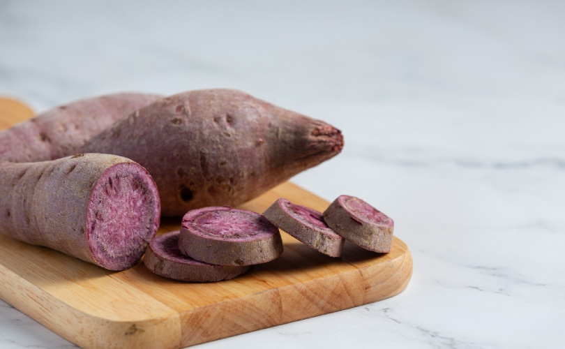 Sweet Potatoes healthy snacks for dog